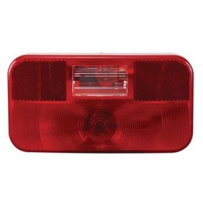Lumière arrière rouge av/recul