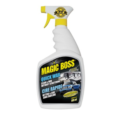 Cire rapide Magic Boss