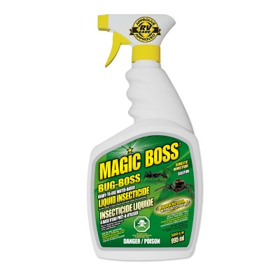 Bug-Boss Insecticide Magic Boss