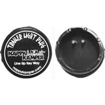 Capuchon 7 brins pour lumières ''Nappy Kamper''