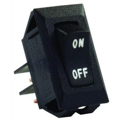 Interrupteur noir marche - arrêt