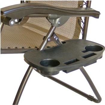 Tablette pour chaise longue