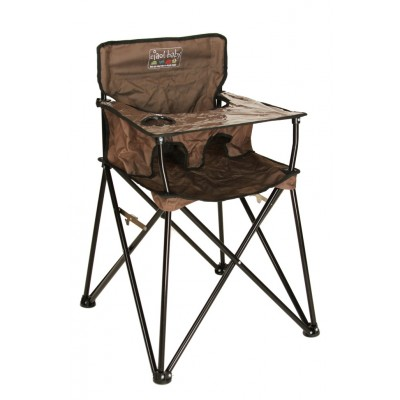 Chaise haute portative