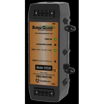 Protecteur de surtension câblé 30 AMP