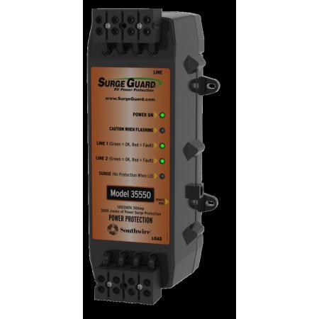 Protecteur de surtension câblé 50 AMP