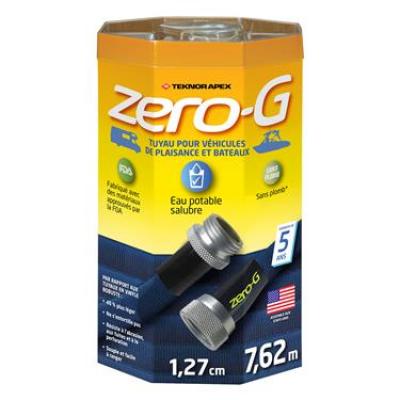 Boyau eau potable Zero-G 25'