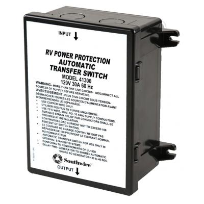 Commutateur de transfert automatique 30 AMP