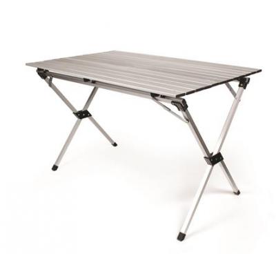Table à enrouler en aluminium
