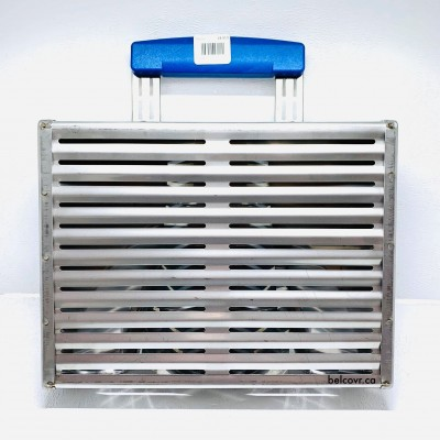 Grille Inox Woodflame
