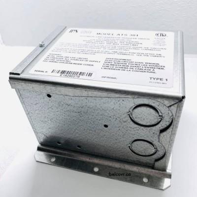 Commutateur de transfert automatique 30 AMP Parallax