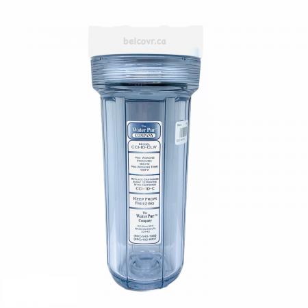 Bocal pour filtre 10'' Waterpur (av. 2004)