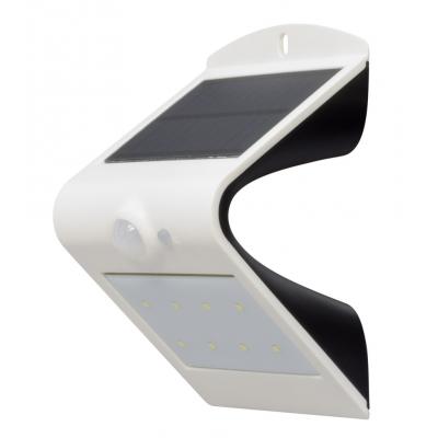 Lumière solaire DEL avec capteur mouvement