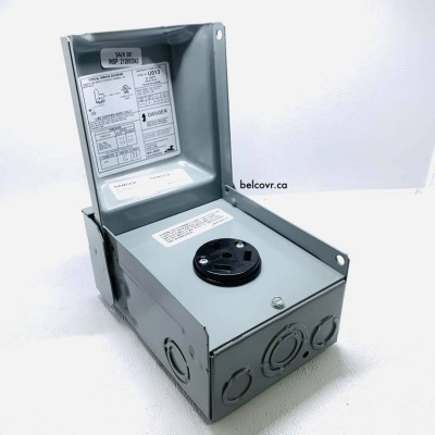 Boitier électrique 30 AMP