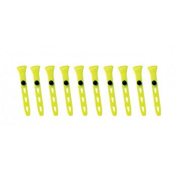 Attaches jaunes BOA 8'' 10pk