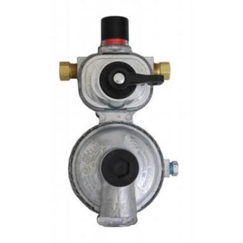 Régulateur propane double
