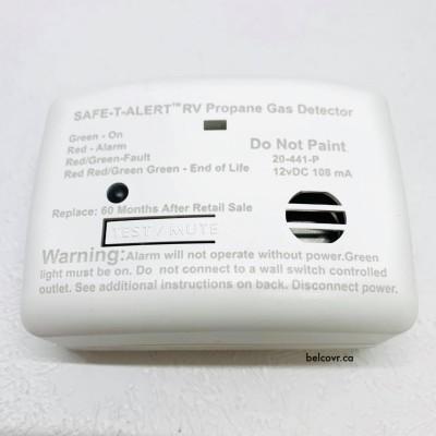 Détecteur propane blanc en surface (20)
