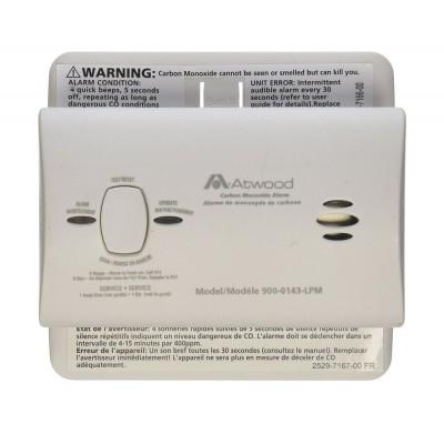 Détecteur monoxyde de carbone Atwood blanc