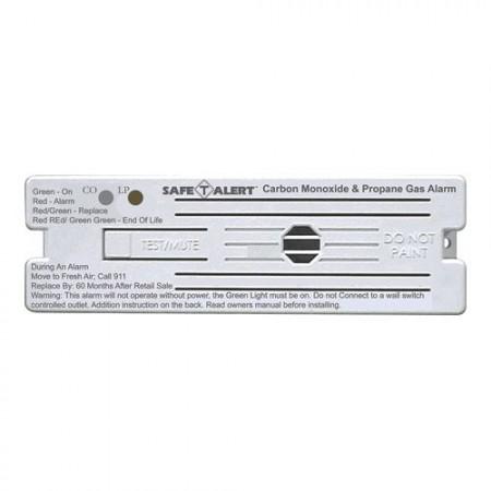 Détecteur CO/Propane blanc en surface (35)