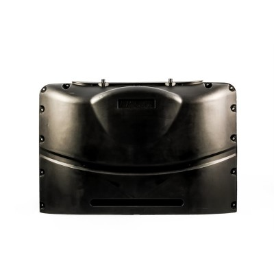 Couvert bonbonne propane 20 lbs double noir