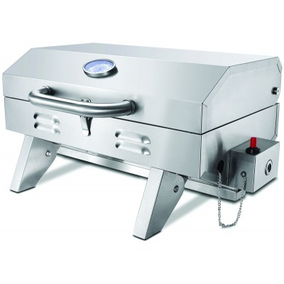 BBQ portable en stainless